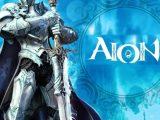 Логотип игры Aion