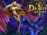 Логотип игры Dragon Knight 2
