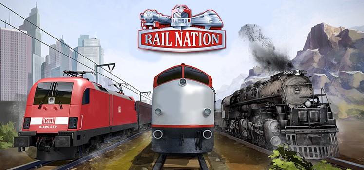 Логотип игры Raik Nation