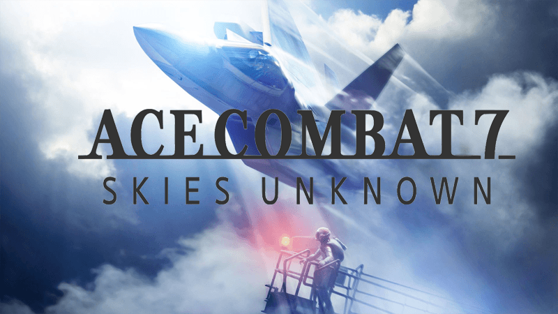 Логотип игры Ace Combat 7