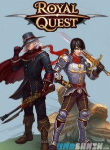 Логотип игры Royal Quest