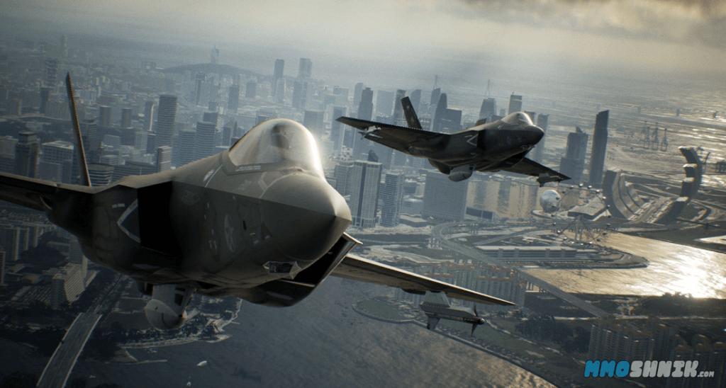 Ace Combat 7 скриншот игры