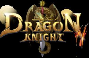 Dragon knight 2 лого