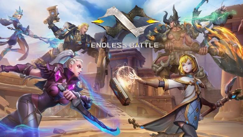 """Новая MOBA """"Endless Battle"""""""