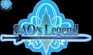 Логотип Саос Ледженд