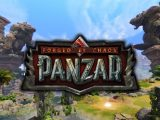 Логотип игры Panzar