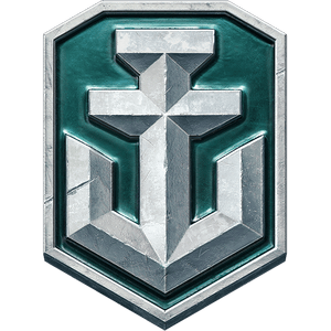 Логотип World of warships