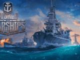 Заставка игры World of warships
