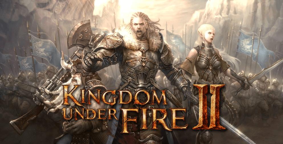 Обложка игры Kingdom Under Fire 2