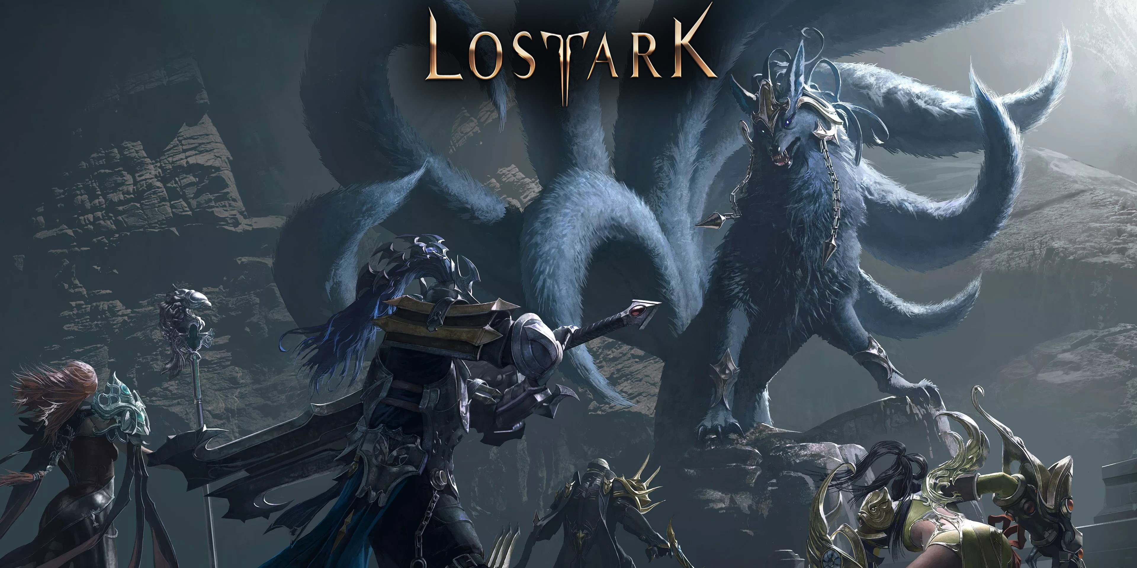 Lost Ark обложка игры