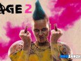 Обложка игры Rage 2