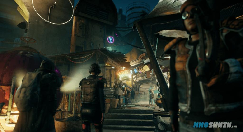 Скриншот игры Rage 2