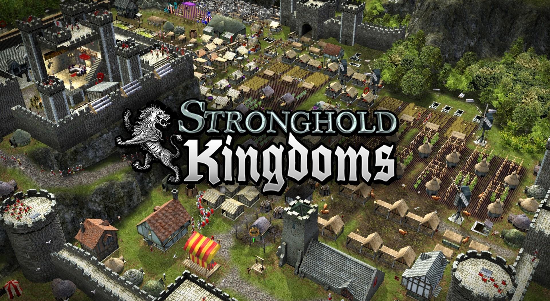 stronghold kingdoms обложка игры