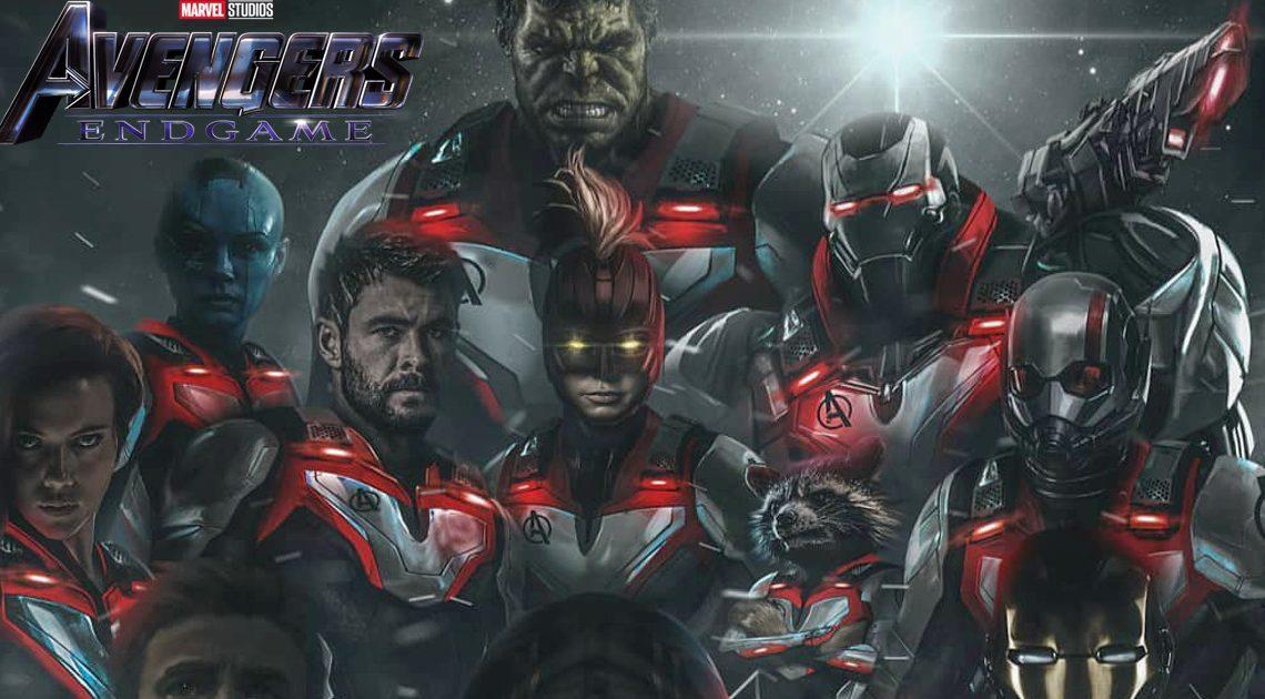 Финальный трейлер Мстителей Война бесконечности