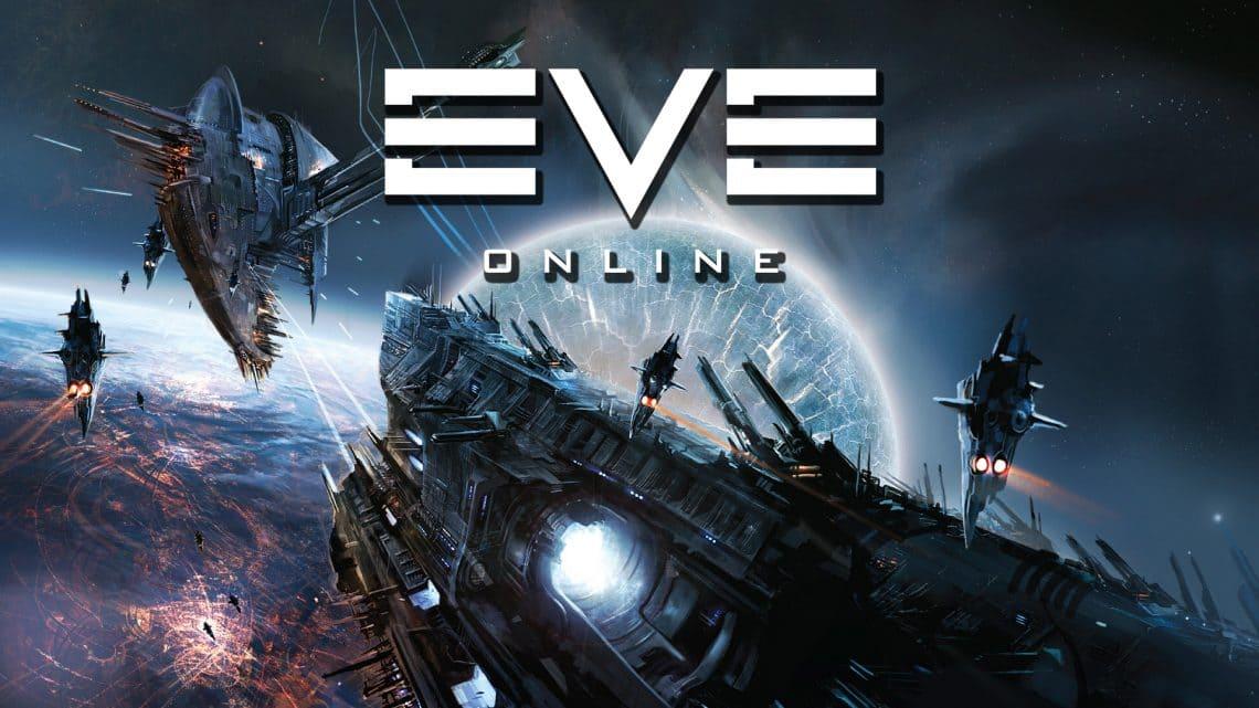 Обложка игры Eve online