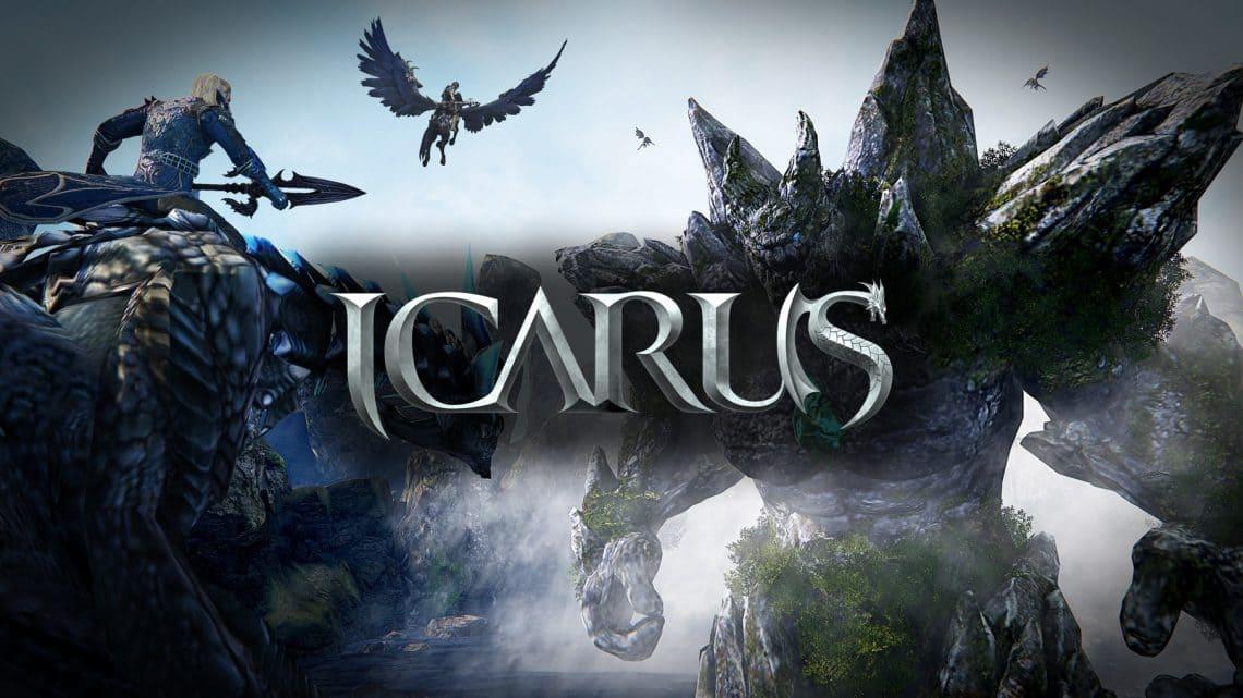 обложка игры Icarus