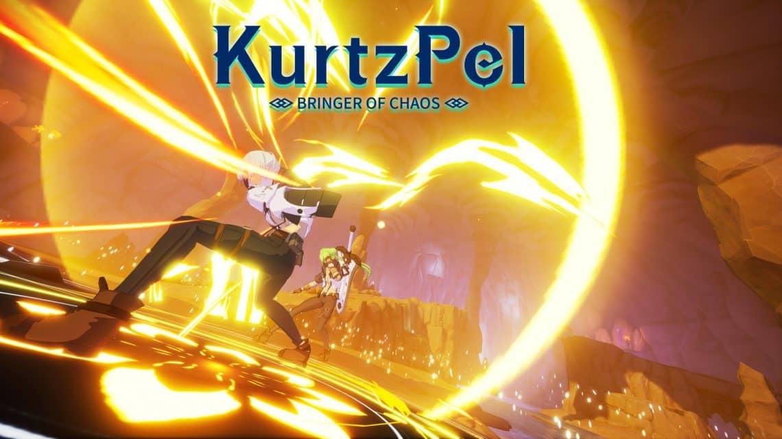 Обложка игры Kurtz Pel