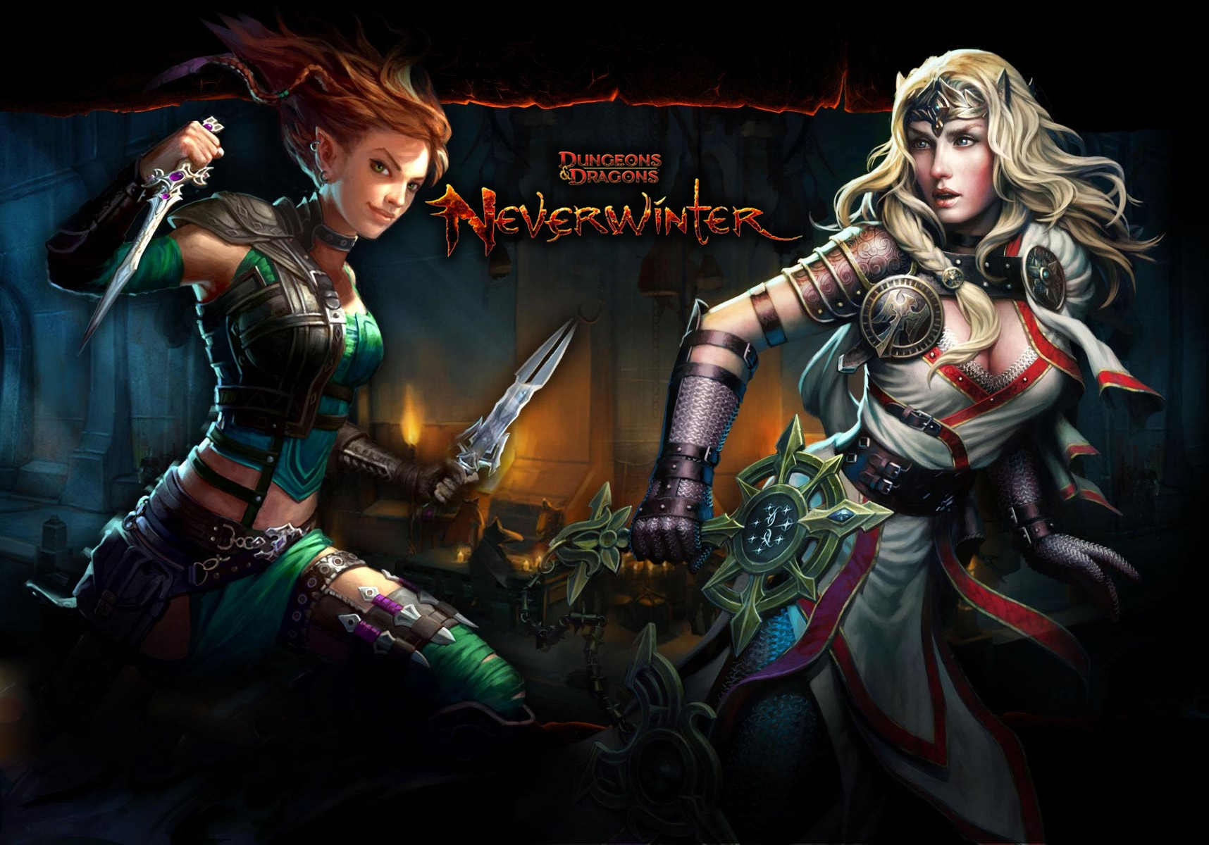 обои neverwinter
