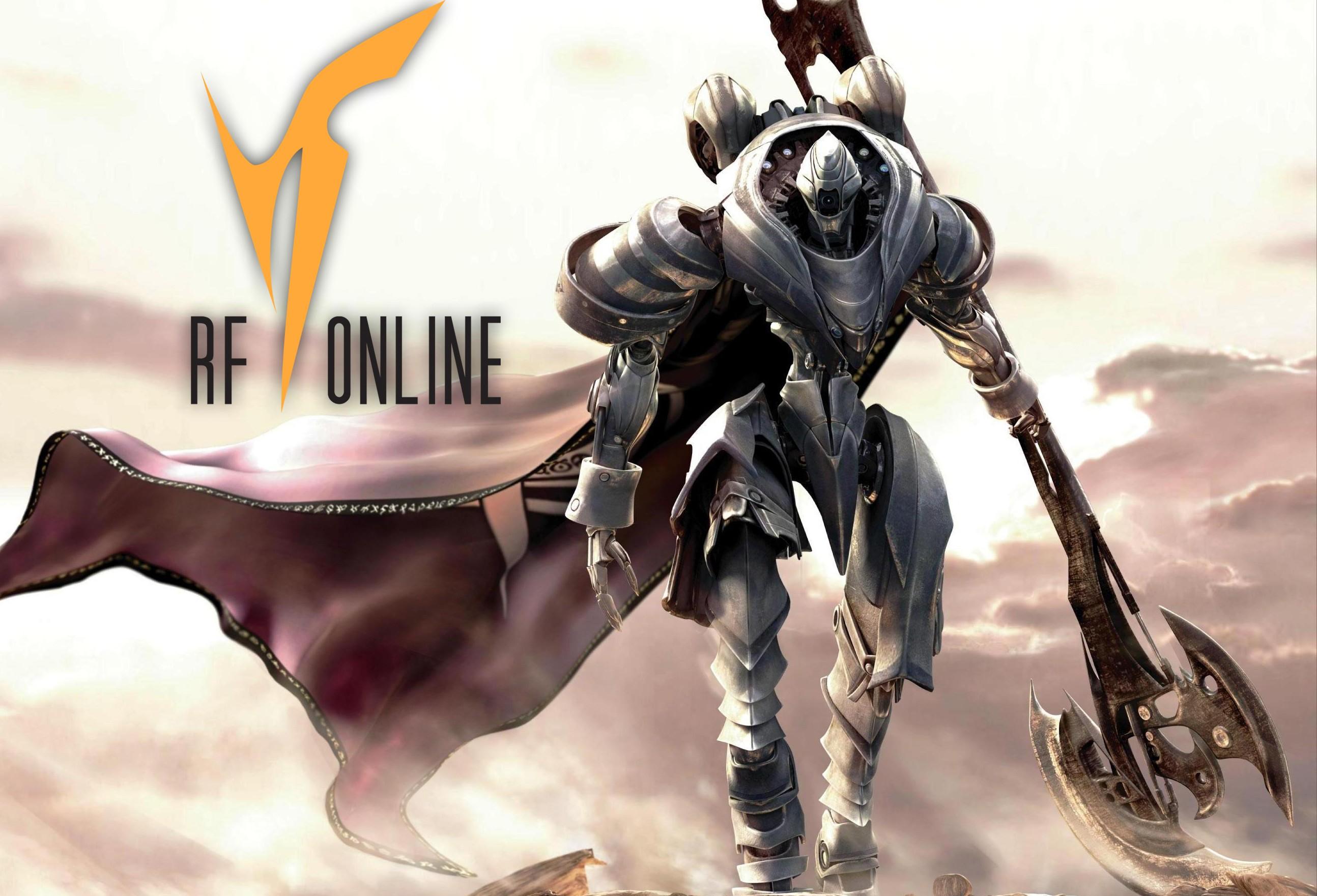 обложка игры RF online
