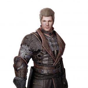 Персонаж игры A:IR Гарат