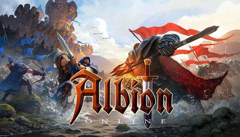 Обложка игры Albion online