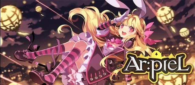 обложка игры Ar:piel