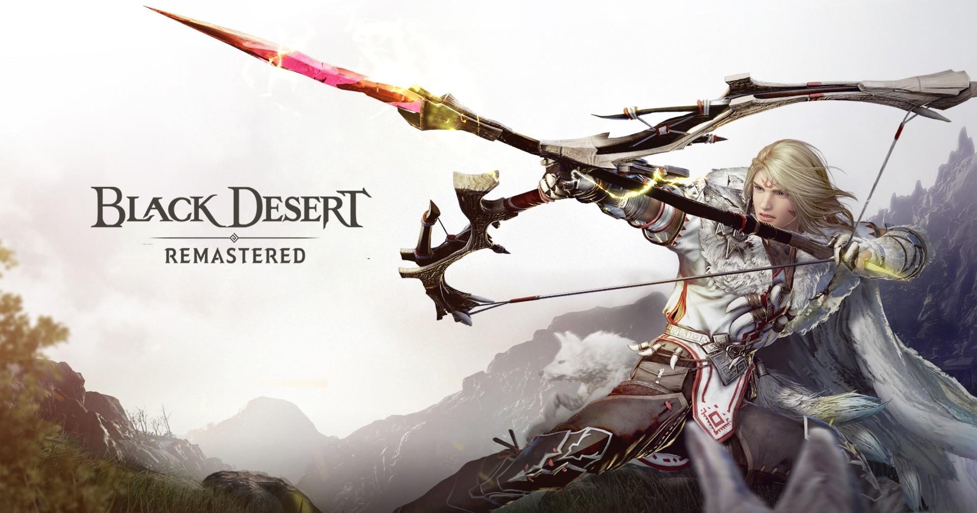 обои black desert