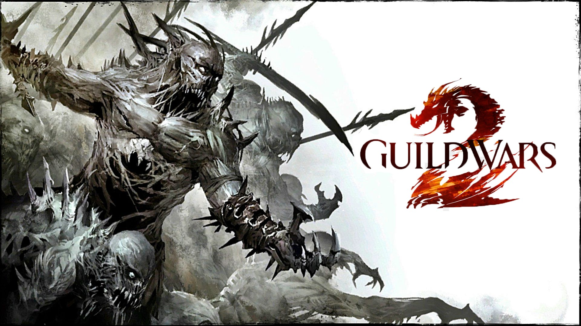 Обои guild wars 2