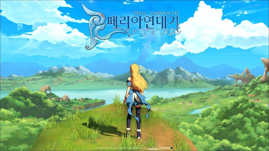 обложка игры Peria Chronicles
