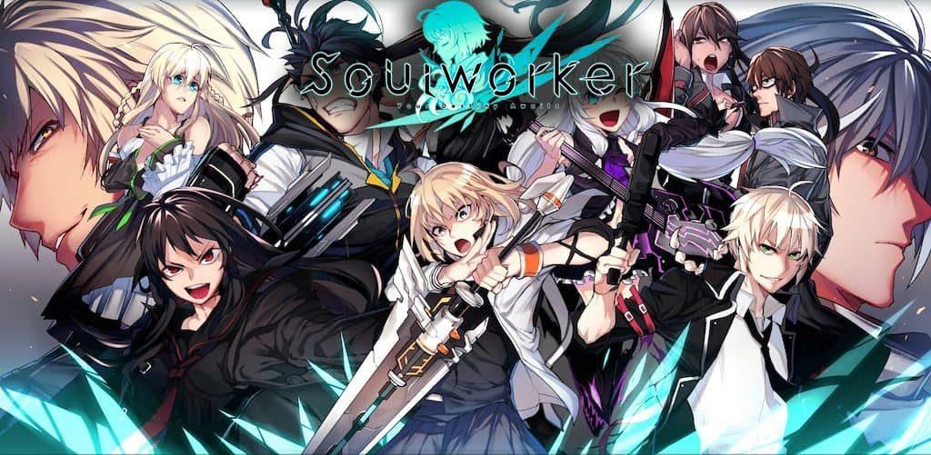 обложка игры Soul Worker