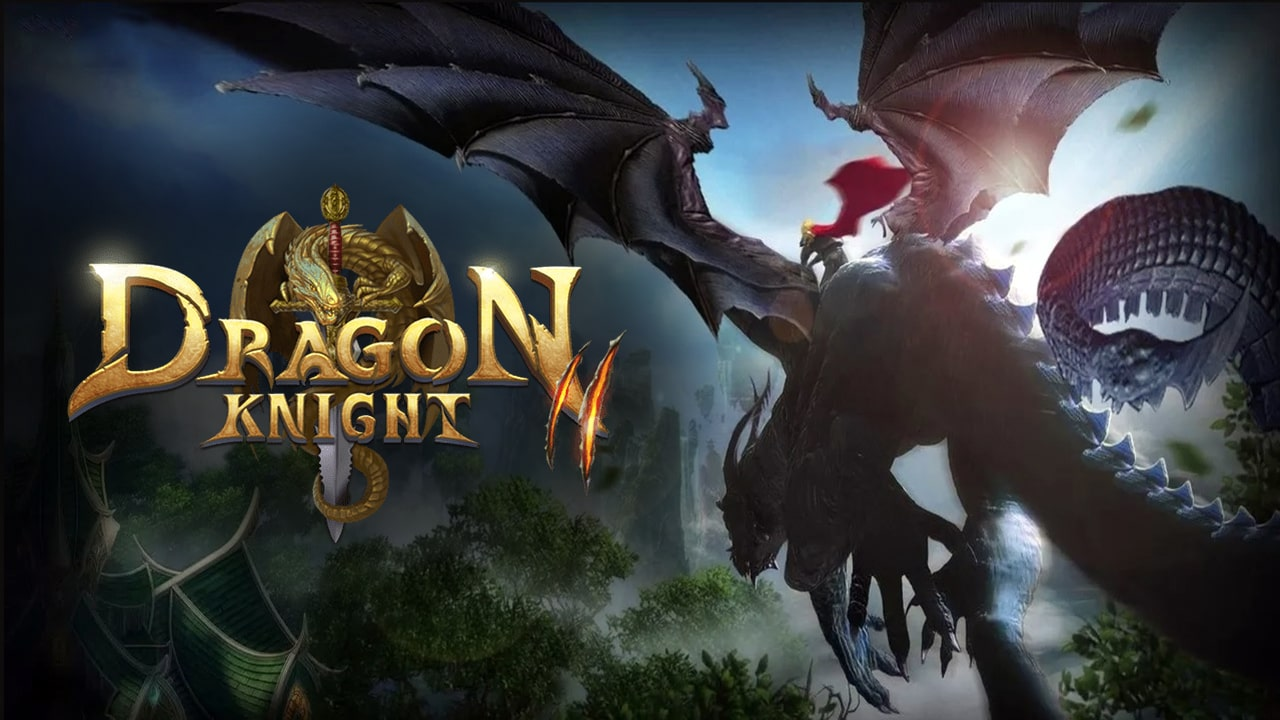 обои Dragon knight 2