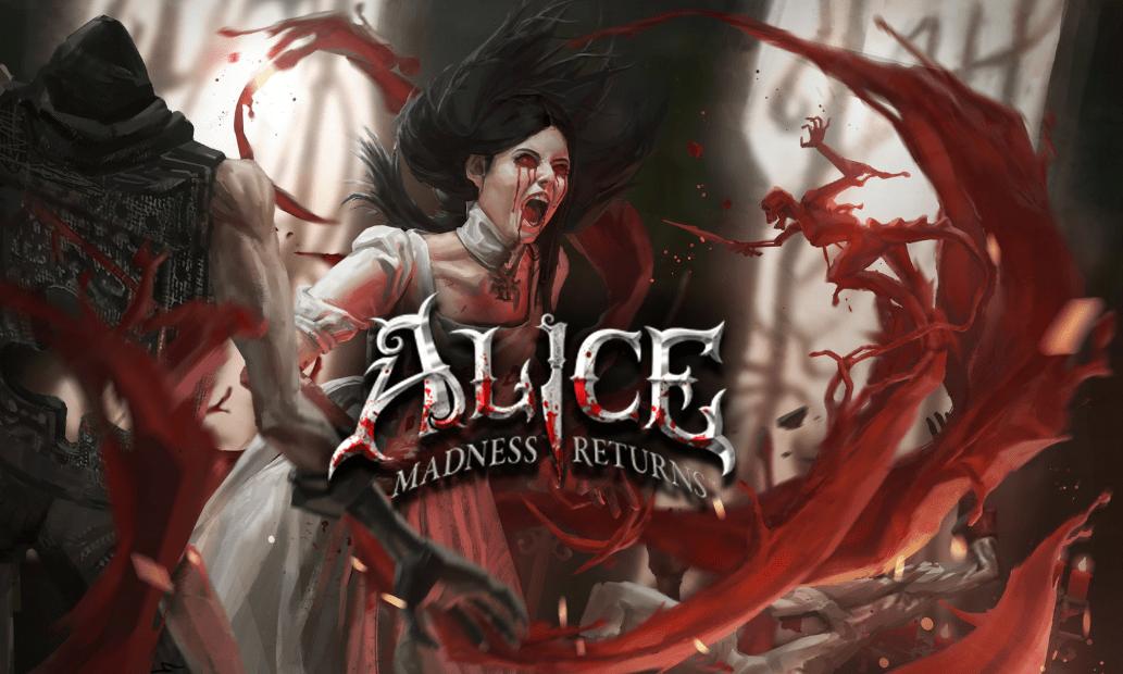 Обои игры Alice madness returns