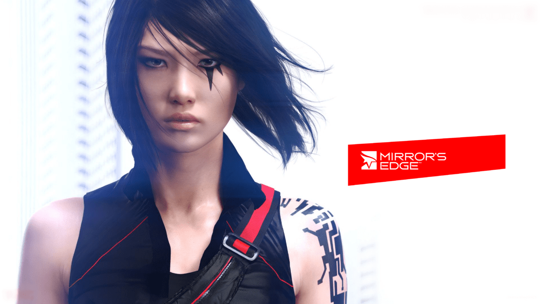 Обои игры MirrorsEdge