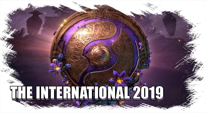 The International 2019 DOTA 2 стартует 20 августа