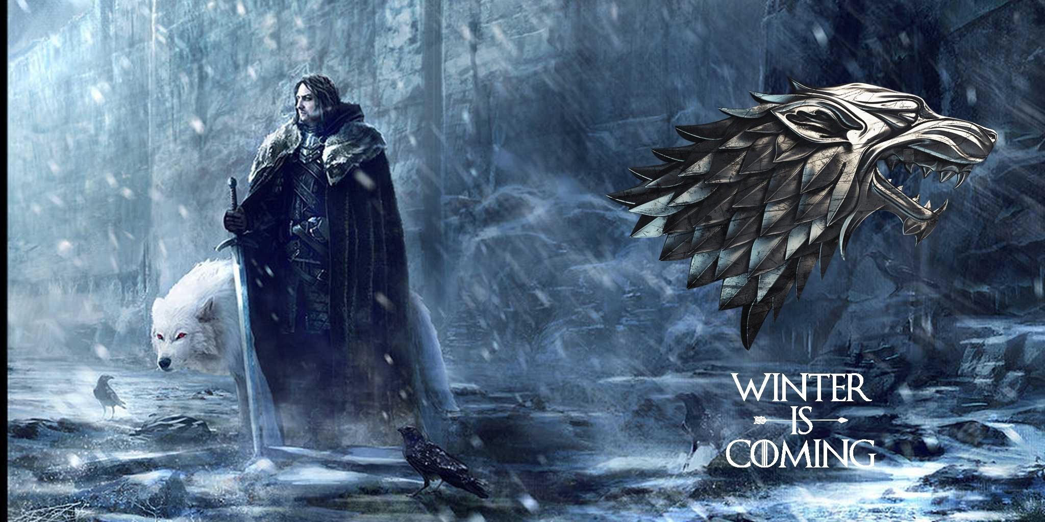 Игры престолов: Зима близко