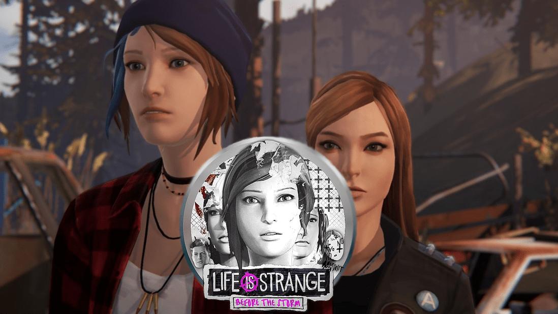 обои игры life is strange