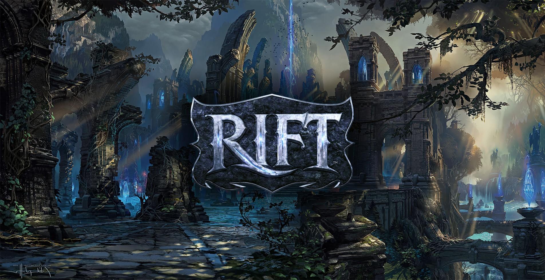 обои игры Rift