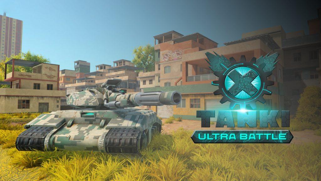 обоик игры tanki x