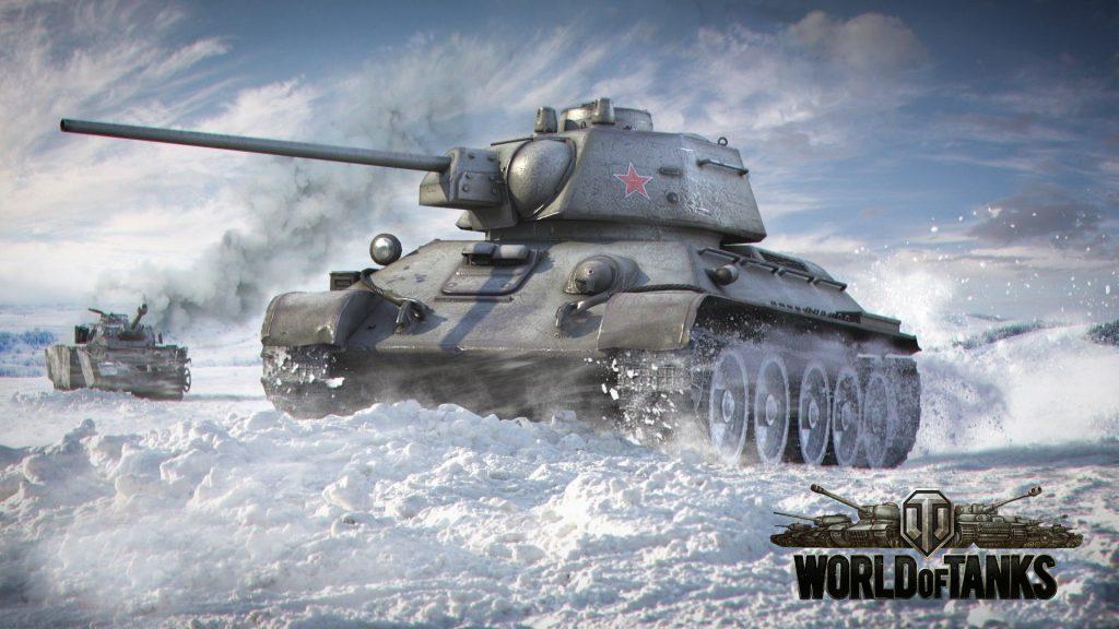 обои игры world of tanks