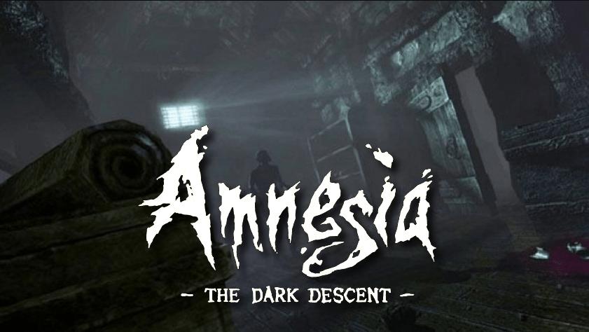 игра amnesia