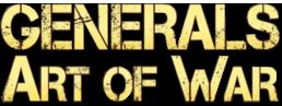 Логотип игры generals art of war