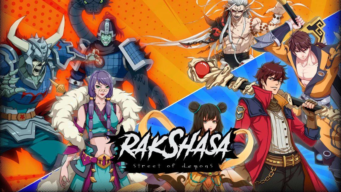 Rakshasa: Улица демонов