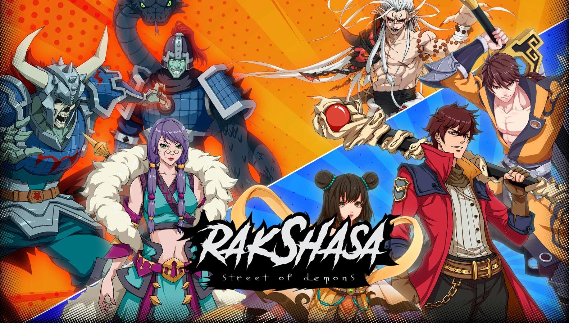 обзор игры Rakahsa улица демонов