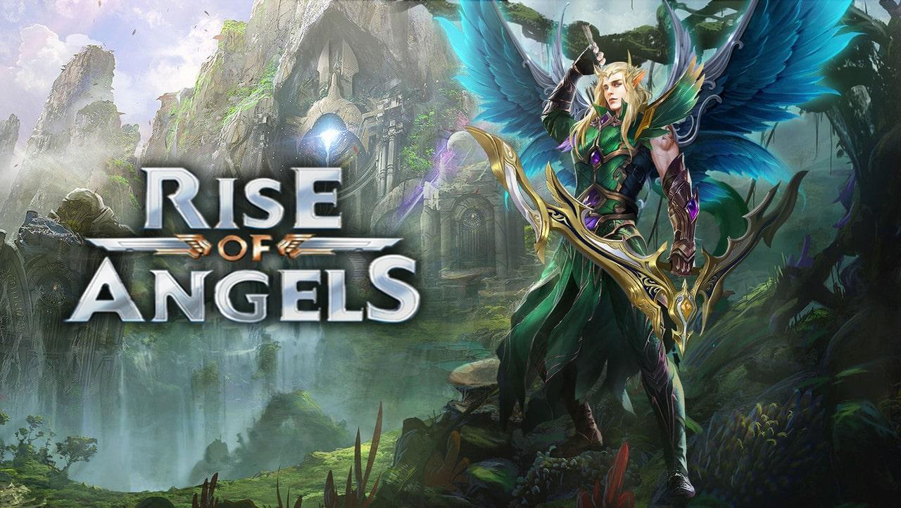 обзор игры rise of angels