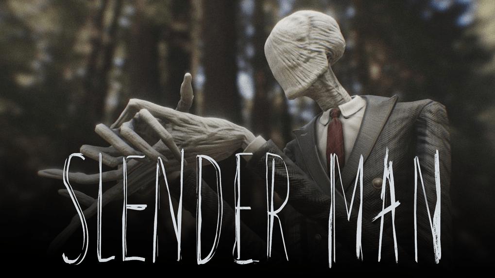 хоррор игра slender man