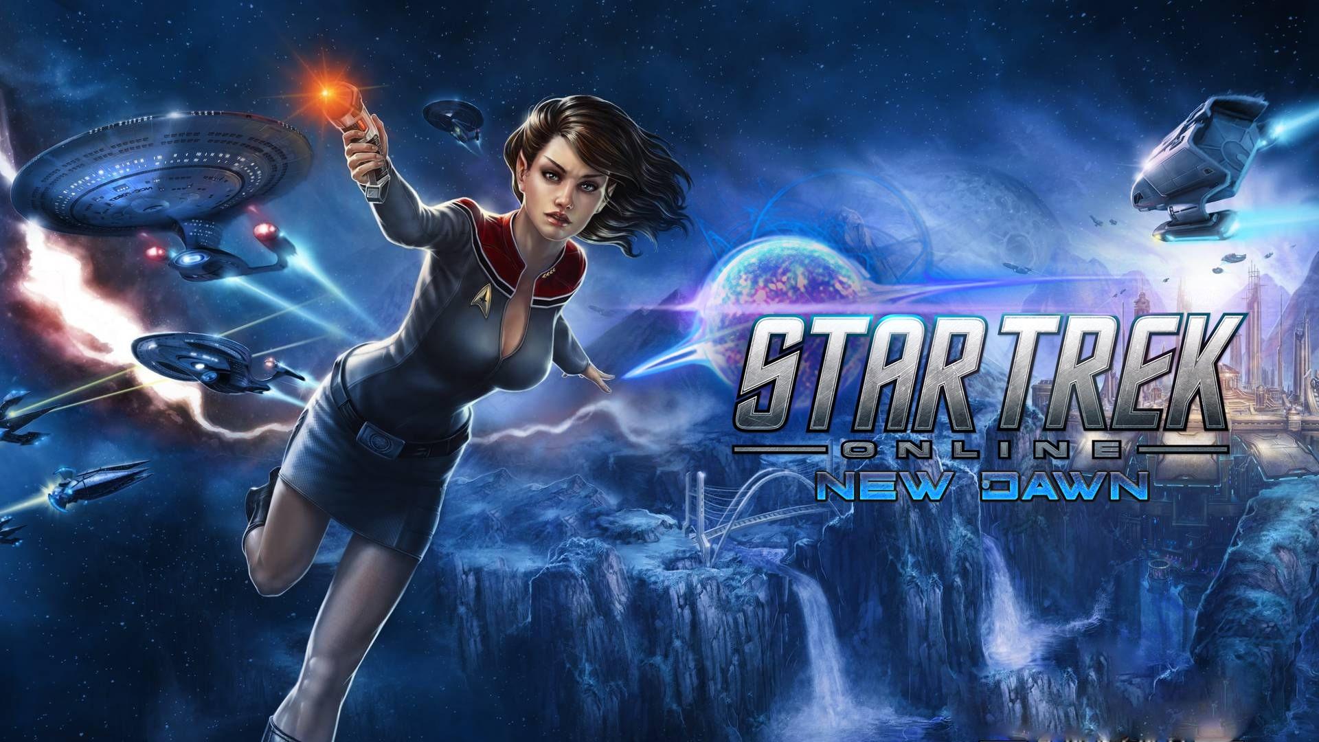 star trek online - обложка