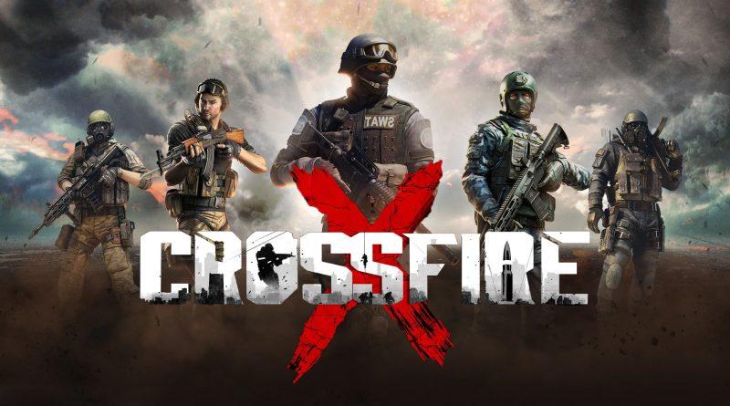 Crossfire x обложка игры