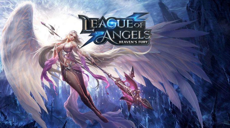 Лига Ангелов 4 обложка