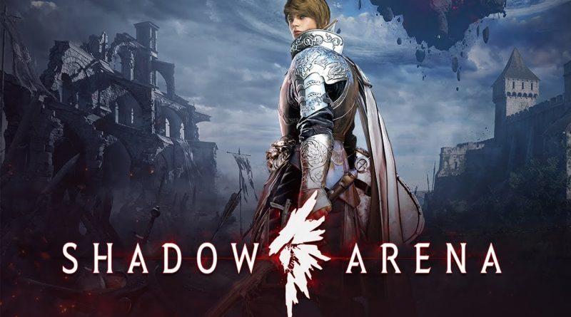 shadow arena обложка
