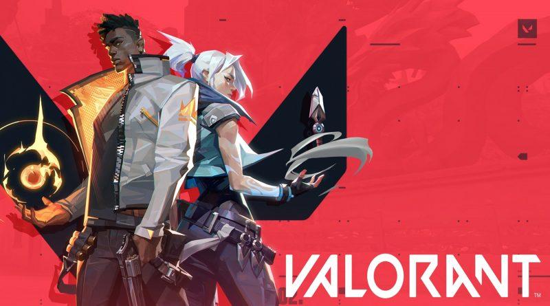 Valorant обложка игры